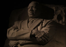 Martin Luther King Jr. monument, Washington D.C.