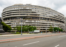The Watergate Building, Foggy Bottom