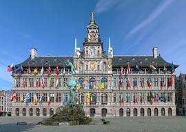 City Hall, Antwerp