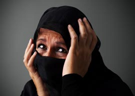Niqab Nightmare