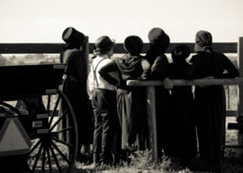 Race of the Amish