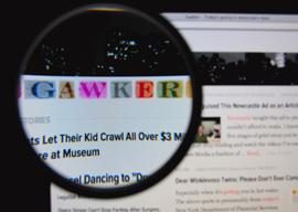Gawker Media: Hypocrites vs. Douchecanoes