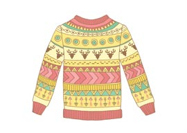 The Gayest Gay Sweater of All