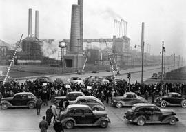 Ford Motor Company, 1941