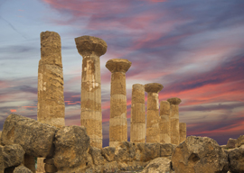 Temple of Heracles, Sicily