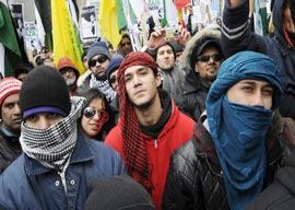 Forecasting a Million Muslim Mob
