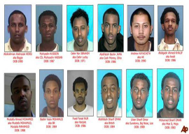 Somali Sex Trafficking Arrestees