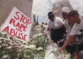 South Africa's Rape Culture