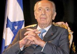 Shimon Peres Can Say What He Will, But Brits Love Jews