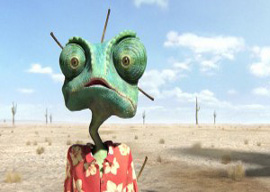 Rango: Johnny Depp's Peyote Western