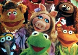 Commie Muppets From Hollywood?