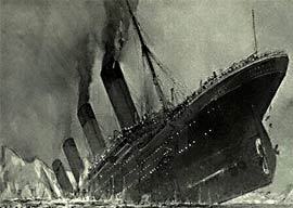 Jumping Off A Sinking Ship Just To Beat The Rush
