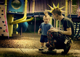 10 Reasons Old Punks Make Great Dads