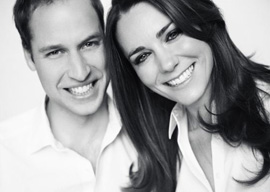 Killjoys Be Gone: The Duke and Duchess of Cambridge Get Hitched