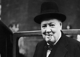 Churchill: More Myth Than Legend