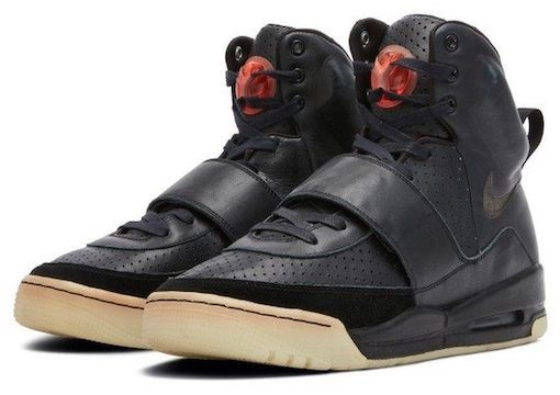 Kanye West's sneakers
