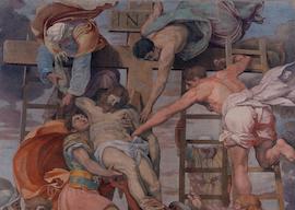 Deposition by Daniele da Volterra