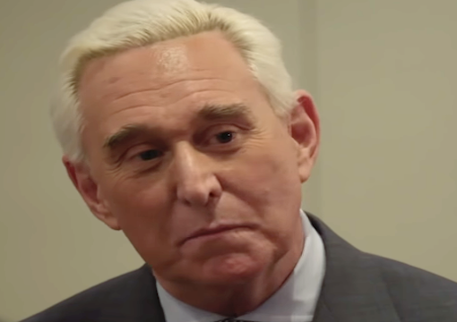 Roger Stone, Jeffrey Epstein and the Crackup of America's Leadership