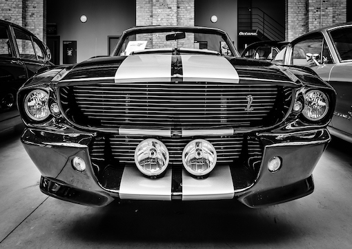 Shelby Mustang GT500 Cabrio Eleanor 1967