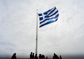 Greece Isn't Back, but Taki Is