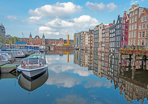 The New Amsterdam