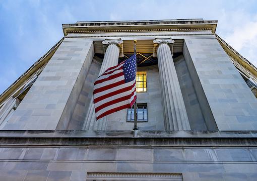 Dept. of Justice, Washington D.C.
