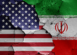 War With Iran Would Become 'Trump's War'