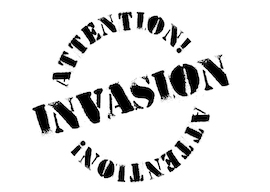 It's an Invasion! … of Moronic Arguments