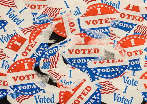 Voter Fraud Never Happens!  (Except in these 10,000 cases)