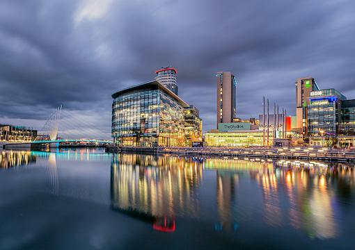 BBC Studios, Manchester