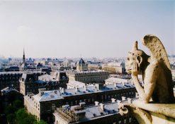 Notre Dame de Paris demon