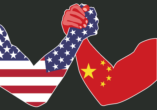 Up for a New Cold War — With China?