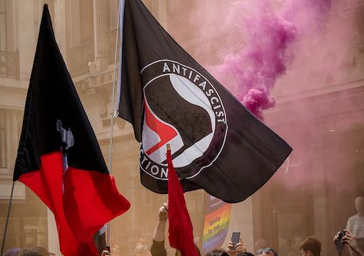 Antifa's a Laugh Riot — Until it Comes for You!