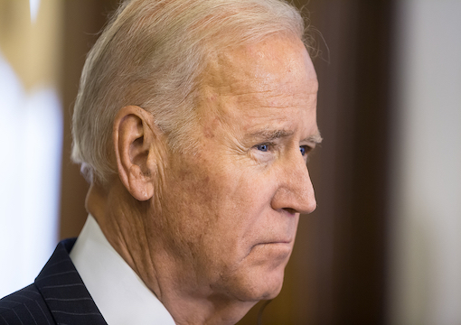 Is Biden Ceding the Law-and-Order Issue?