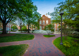 Johns Hopkins University, Maryland
