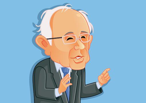 Bernie Sanders: Player Hater