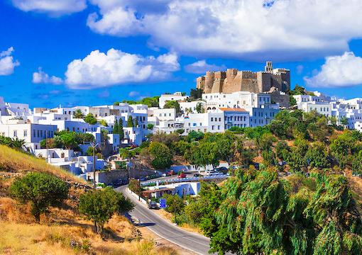 Paradise in Patmos