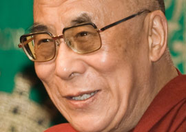 The Dalai Lama Is Literally Hitler