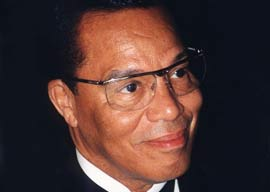 Louis Farrakhan Is Hilarious, So Leave Him Alone